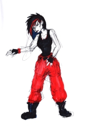 girl_sketch_red_pants1